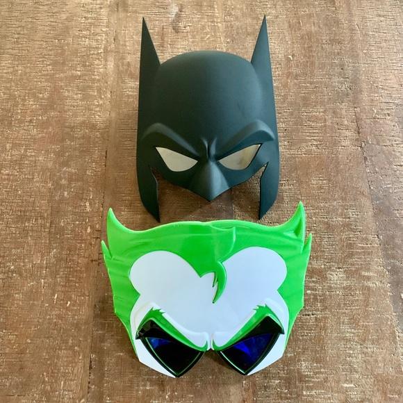 Batman Full Mask Sunglasses